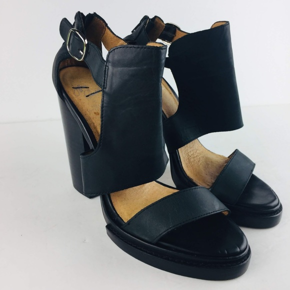 ec871b1c65 Jeffrey Campbell Shoes - Jeffery Campbell Urban Outfitters Heel Sandals 8.5